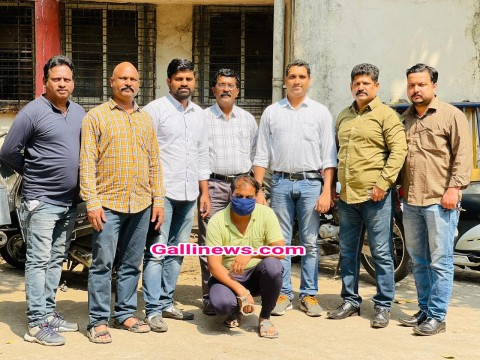 104 kg Ganja Worth Rs 20.80 Lakhs Seized By ANC Kandivali Unit From Andheri East