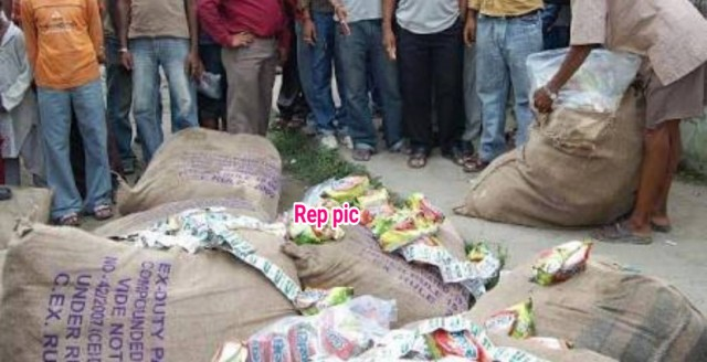 2 Arrested with 10 lakh Gutkha Seized by Anti Drug team Pimpri - Chinchwad