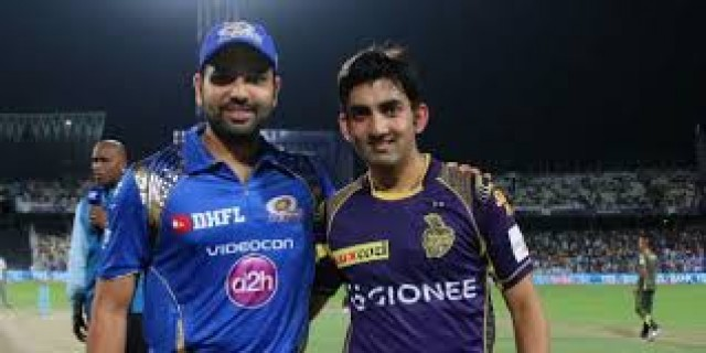 Mumbai Indians won the match by 6 wicket