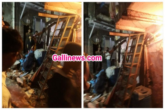 House Collapsed in Narayan nagar ghatkopar west Mumbai