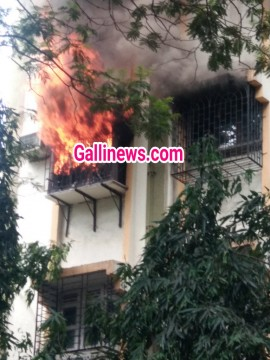 Fire in Comedian Kapil Sharma House