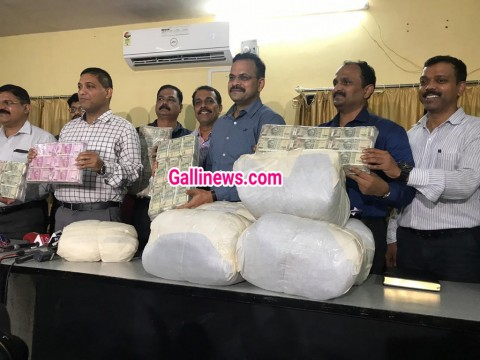 51 Crore ki MD Drugs ke sath Cash Rs 1 crore seized by ATS at Bhandup 5 arrested