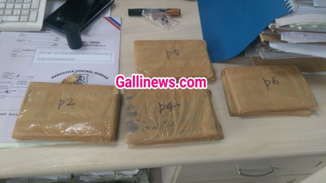 2 Kg Charas Seized by NCB from 2 Drug Peddlars from Bhayender