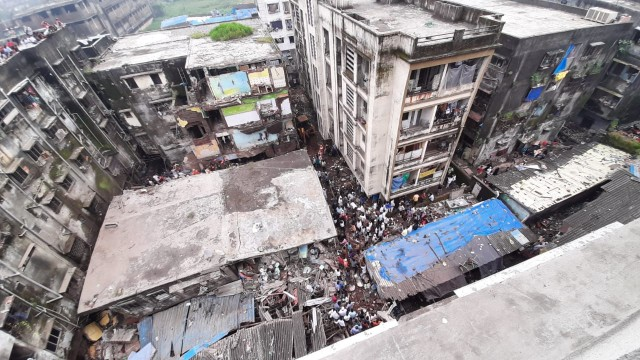 Bhiwandi Building Collapse Death Rise to 24