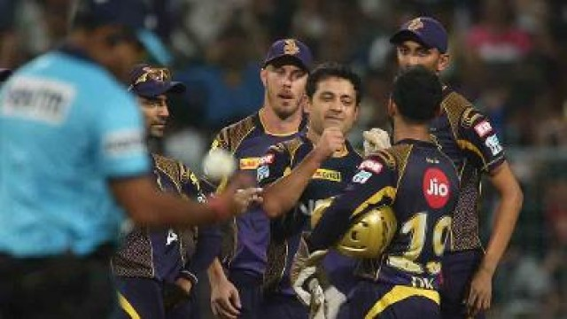 Kolkata Knight Riders won by 25 runs