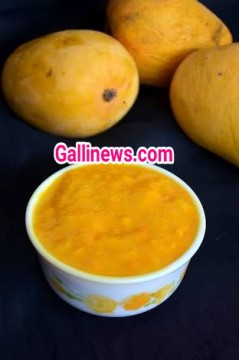 3425 Kg adulterated Aamras seize by Food and Drud Administration at Mulund