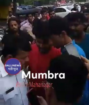 3 Arrested for Alledgly Assaulting Traffic Constable  in Mumbra