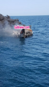 500 crore ka 100 Kg Contraband Heroin seized in iranian boat by ICG and ATS at Gujrat Coast 9 irani Arrested