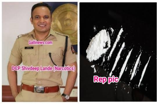 510 Gram High Quality Cocaine Worth Rs 3 6 Crore Seized by Bandra ANC Unit from Khar West