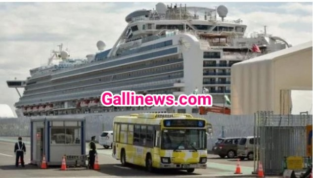 6 Indian Test Positive in Japan Diamond Princess Cruise Ship