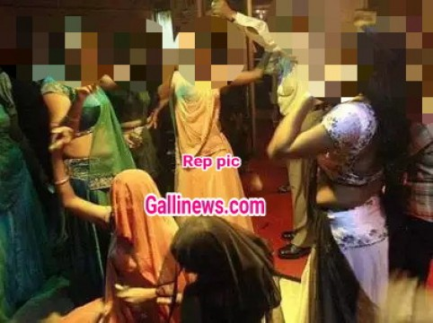 7 Bar Girls Rescued From Sandeep Palace Grant Road