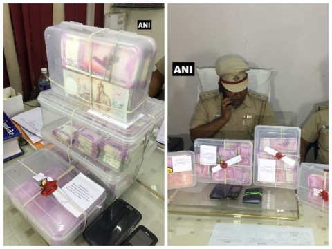 31 Lakhs Indian and Foreign currency seized from Gujarat