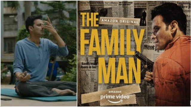 Bajpayee Manoj is an undercover spy in Amazon Primes The Family Man