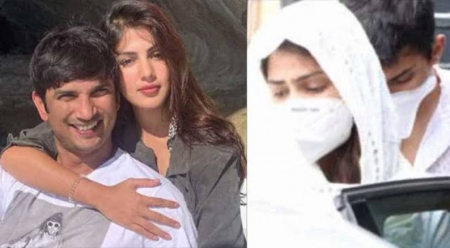Actress Rhea Chakraborty par Sushant Singh Death Mamle mai Bihar court mai case Filed
