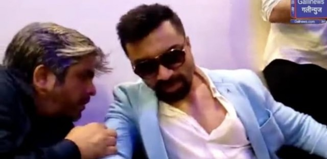 Ajaz Khan wishes to Contest  from Mumbra Constituency on AIMIM ticket