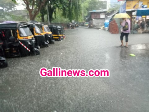 Alert Water Logging at Different Place in  Mumbai Trafic Jam and Trains Details