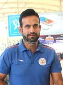 All rounder Irfan Pathan announces retirement from all forms of cricket