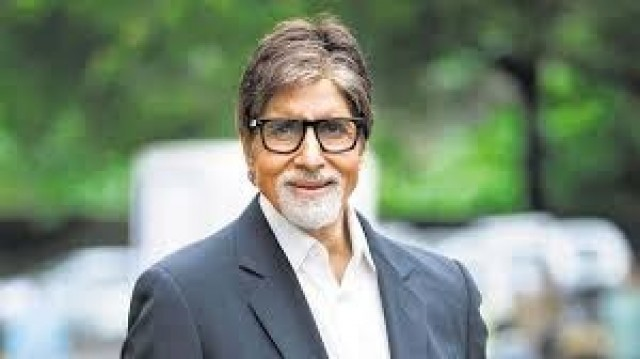 Amitabh Bachchan Admitted in Hospital
