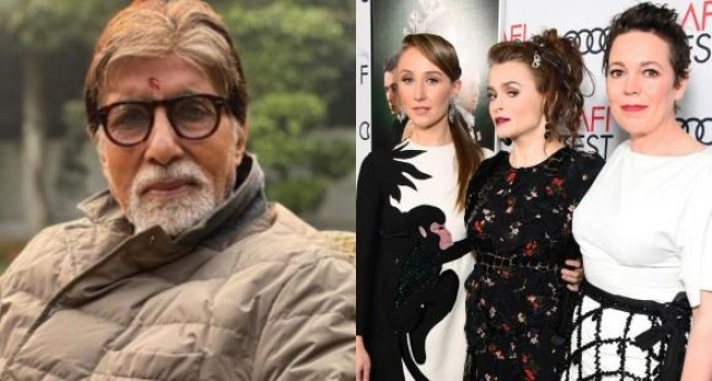 Amitabh Bachchan Big Fan hai The Crown Season 4 Ke