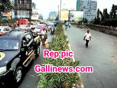 Andheri Gokhale Bridge Vehicle and pedestrian ke liye open kiya gaya 1 saal baad