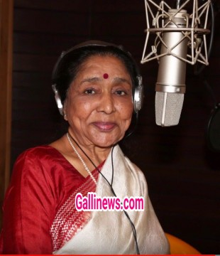 DiDi Asha Bhosle Happy Birth Day