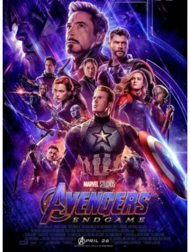 Avengers End Game bani Second Highest Grossing Film of All Time