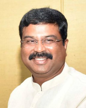 BJP Leader Union Minister Dharmendra Pradhan tests positive for Covid 19 Hospital main hue admit