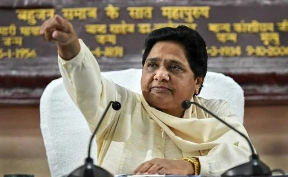 Mayawati to Not Contest Lok Sabha election