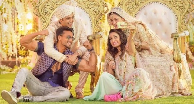 Baaghi3 Song Bhankas Tiger Shroff and Shraddha Kapoor bring in shaadi madness in the reprised track