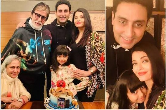 Bachchan Family Covid 19 Update