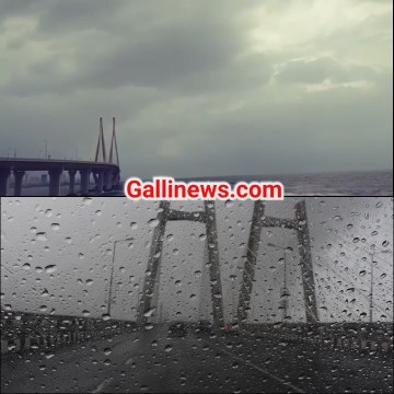 Bandra Worli Sea link closed Mumbai Samudra ke kinare  lifeguards alert Cyclone Tauktae