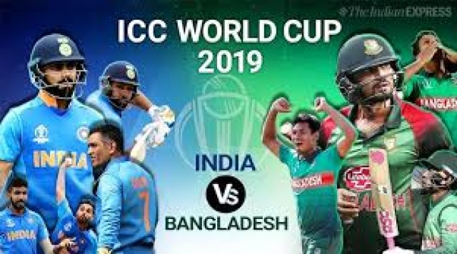 Bangladesh ko harakar Team India Pohanchi Semi Final Main ICC Cricket World Cup 2019