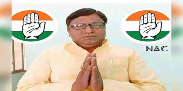 Bengal Congress Candidate ki Corona se Death at District Murshidabad