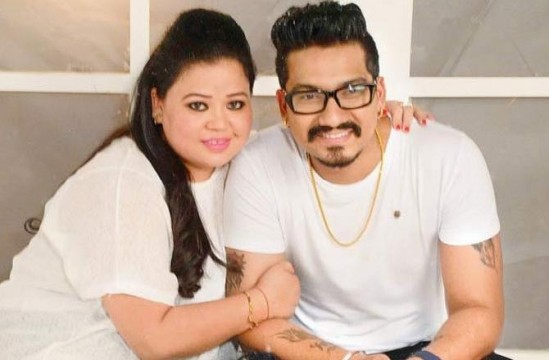 Bharti Singh Comedian Arrested By NCB 86 5 gms of Ganja Recovered