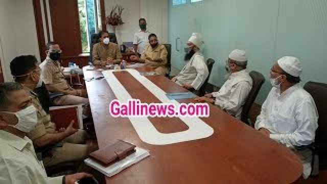 BhendiBazar Rasta Rokho Morcha Cancelled after Delegation Met HM Anil Deshmukh on Banning Movie on Prophet Muhammad PBUH