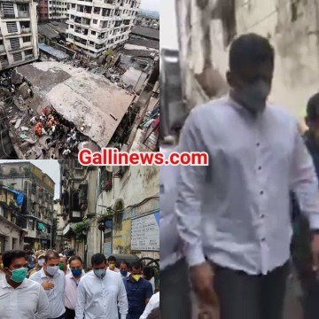 Bhiwandi Building Collapse Death Toll Death 39 Reported