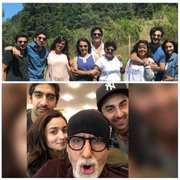 Brahmastra Part 1 will Release in Christmas 2019