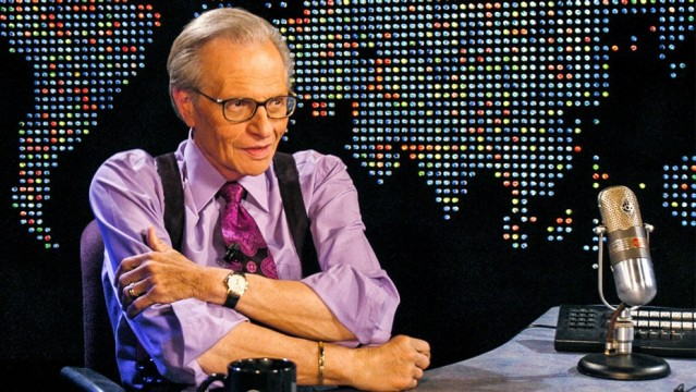 Broadcasting Legend Larry King Has Died at the aged 87