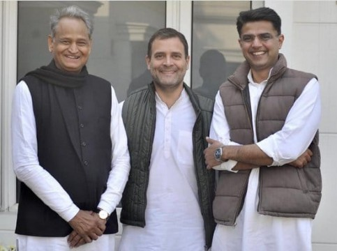 Rajasthan ke CM banege Ashok Gehlot Congress party ne kiya final