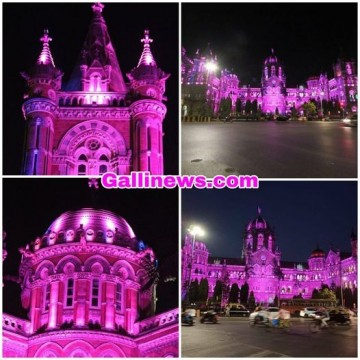 CSMT hua Pink International Womens Day ke Maouqe par