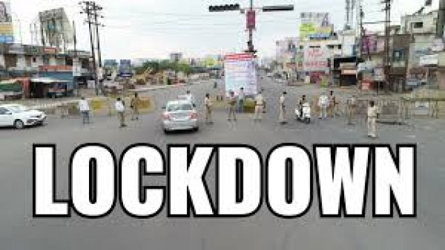 Complete Lockdown in Pune Pimpri Chinchwad Till July 23rd