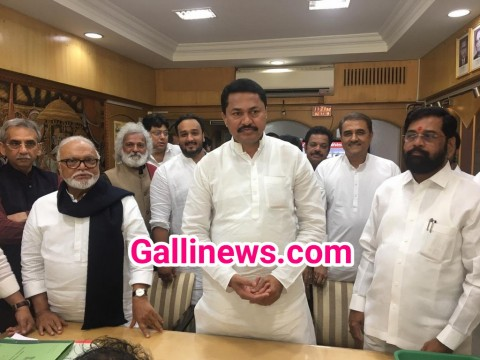 Congress MLA Nana Patole ka nominated for Maharashtra Assembly Speakers by Maha Vikas Aghadi