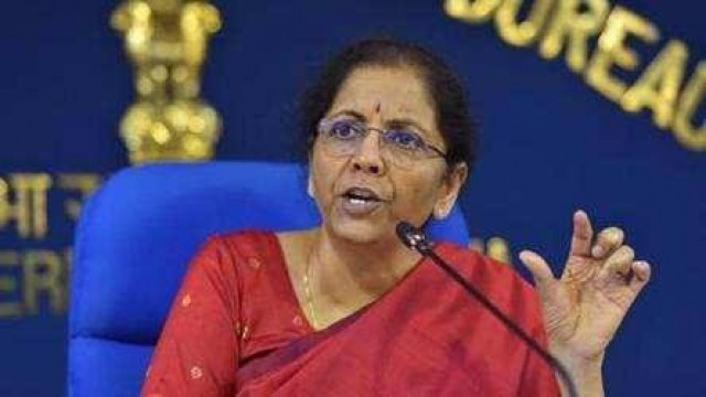 Coronavirus Package announced by Finance Minister Nirmala Sitharam