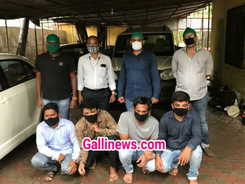 Covid 19 Dead person ke account se online paisa churane wali gang arrested by Mumbai Crime Brnach Zone 11