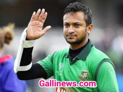Cricketer Shakib Al Hasan par ICC ne lagaya 2 Yrs ka Ban Bookie ke offer ki report na karne par