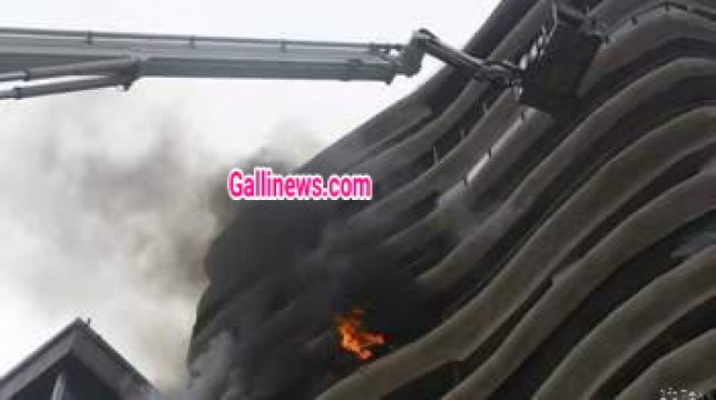 4 dead and 16 injured in Crystal Tower Fire at Parel