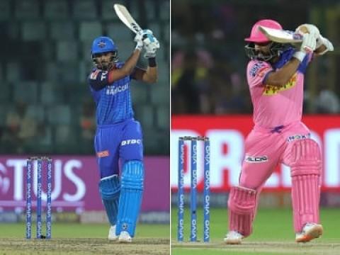 Delhi Capitals beat Rajasthan Royals by 5 wickets