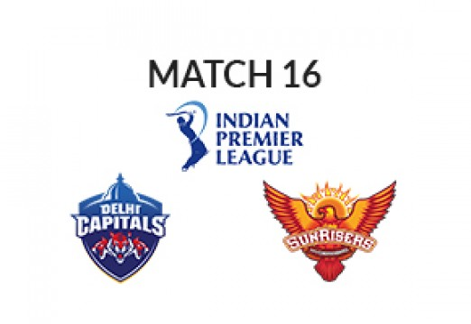 Hyderabad won the match by 5 wicket against Delhi