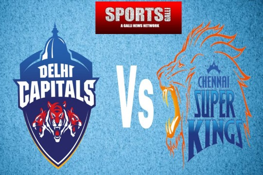 Delhi Capitals Wins IPL 2nd Match against Chennai Super Kings at Mumbai