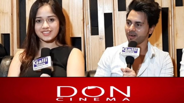 Jannat Zubair And Danish Alfaaz Song Record for Tokers House